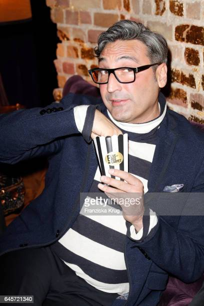 Mousse T attends the 'E Entertainment Influencer Suite' a red carpet live viewing event of the 89th Academy Awards by the payTV station E...