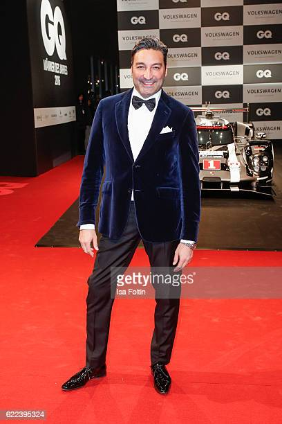 Mousse T attends the GQ Men of the year Award 2016 at Komische Oper on November 10 2016 in Berlin Germany