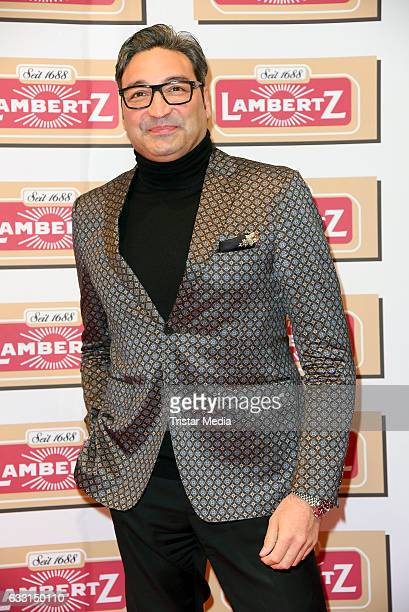 Mousse T attends the 'Lambertz Monday Schoko Night 2017' on January 30 2017 in Cologne Germany