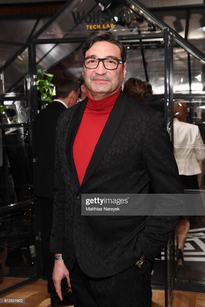 Wolfskin TECH LAB X Gianni Versace Retrospective Opening In Berlin