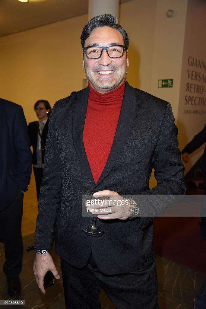 Gianni Versace Retrospective Opening In Berlin