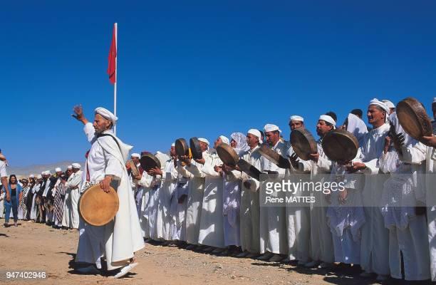 Moussem d'Imilchil Maroc
