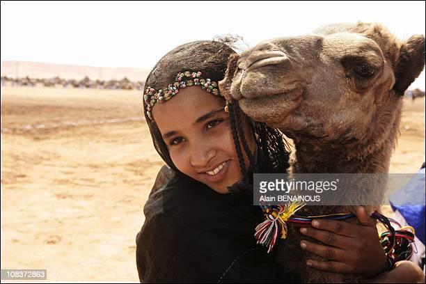 Moussem Of Tan Tan, Tuareg festival in Tan Tan, Morocco on September 17, 2005.