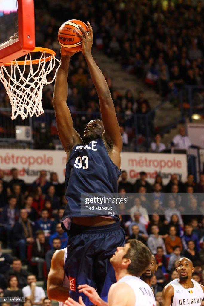France v Belgium - FIBA World Cup 2019 Qualifiers