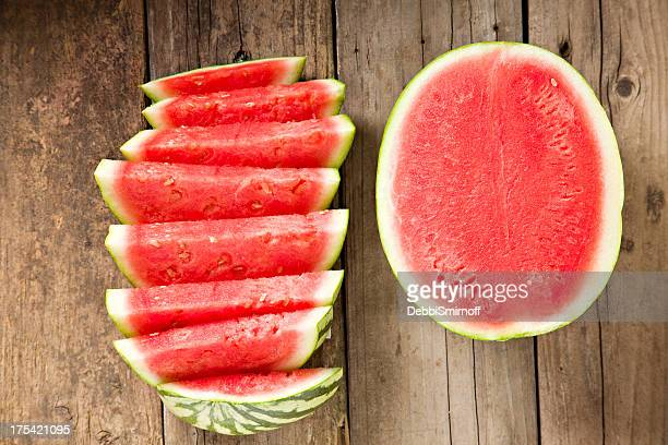 mouthwatering watermelon - watermelon stock pictures, royalty-free photos & images