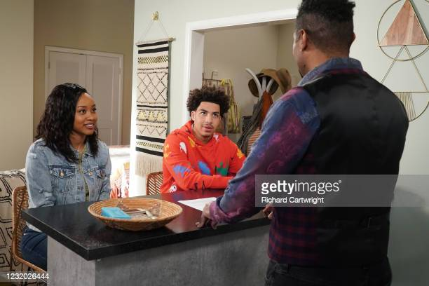 Move-In Ready Against the warnings of Dre and his coworkers, Junior is resolute about his decision to move in with Olivia. They go on an apartment...