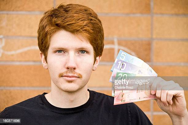 movember fundraising - canadian dollars stock pictures, royalty-free photos & images
