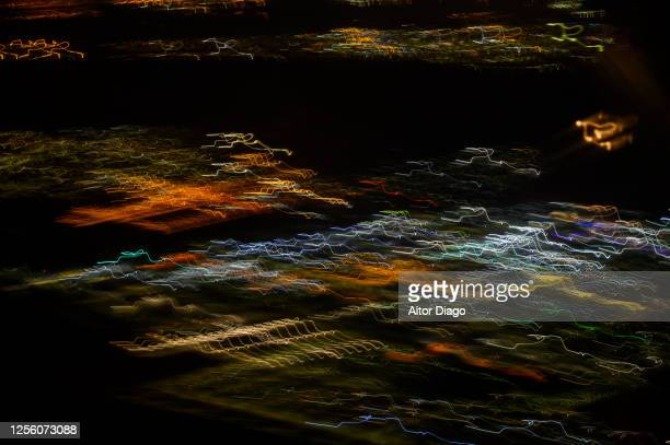 movement of electromagnetic waves and electric discharges. - radio broadcasting stock pictures, royalty-free photos & images