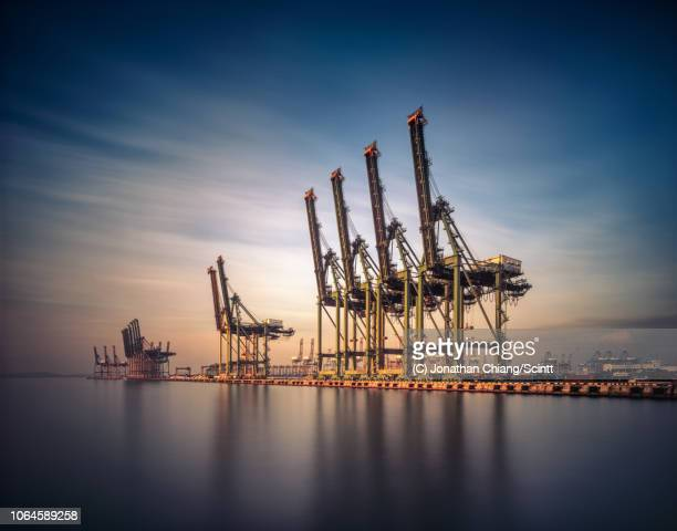 movement - harbour stock pictures, royalty-free photos & images