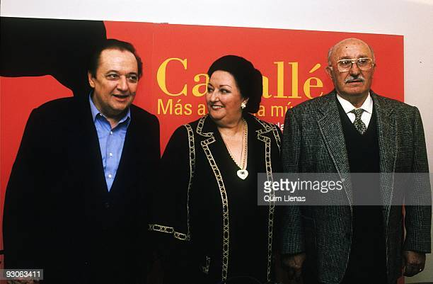 Movie about Montserrat Caballe The movie Montserrat Caballe beyond the music has opened in all Spain With this reason the Catalan soprano has given a...