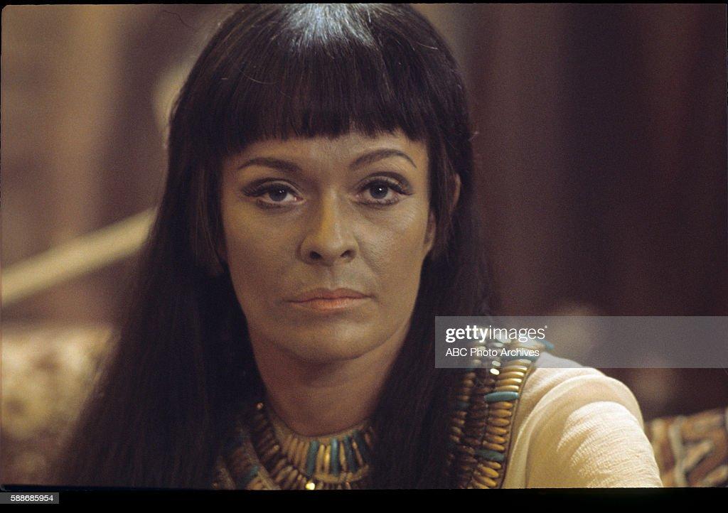 """ABC's """"Antony and Cleopatra - TV Movie"""" : Fotografía de noticias"""