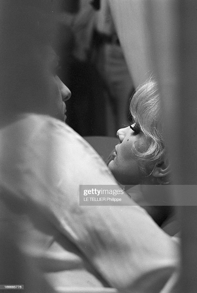 Movie 'Caroline Cherie' By Denys Of The Patelliere With France Anglade : News Photo