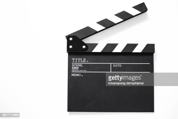 movie clapper board,movie production, - film stock pictures, royalty-free photos & images