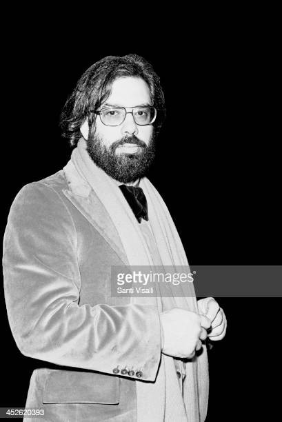 Movie Director Francis Ford Coppola posing for a photo on March 14 1972 in New York New York