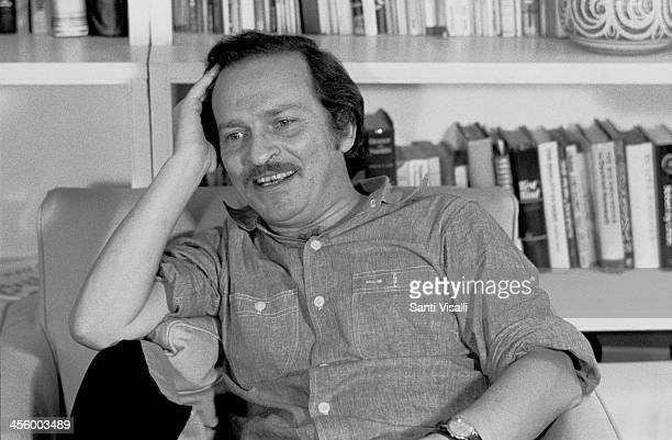 Movie Director Sidney Lumet during an interview on June 7 1973 in New York New York
