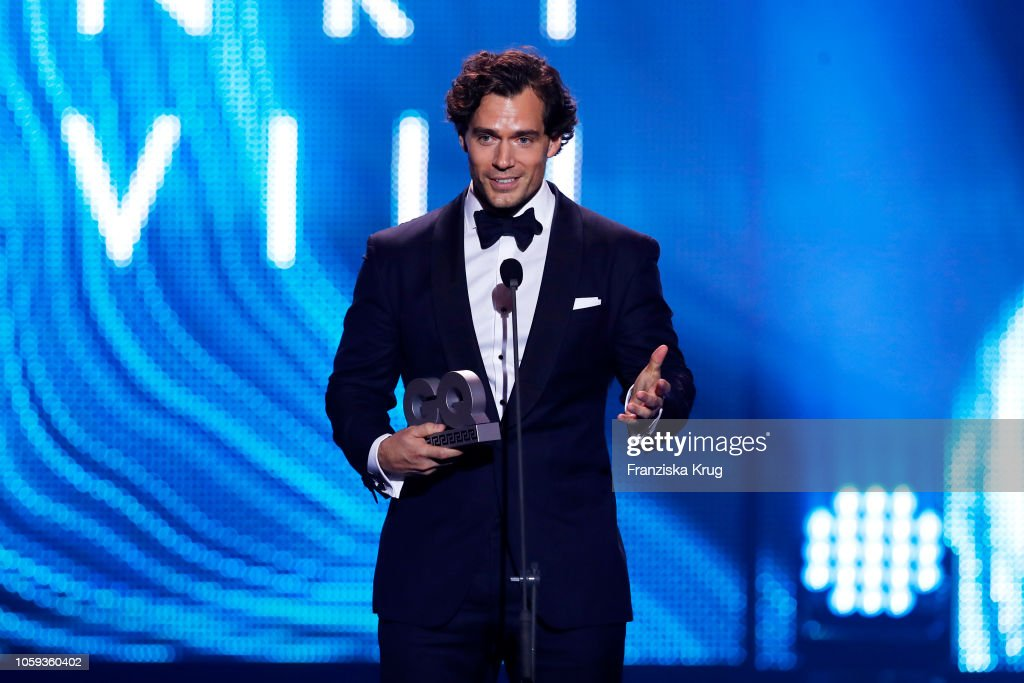 Show - GQ Men Of The Year Award 2018 : News Photo