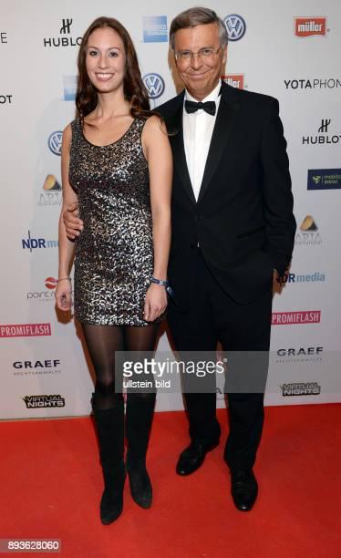 Movie meets Media_ in Hamburg im im Hotel Atlantic Kempinski Wolfgang Bosbach mit Tochter Caroline