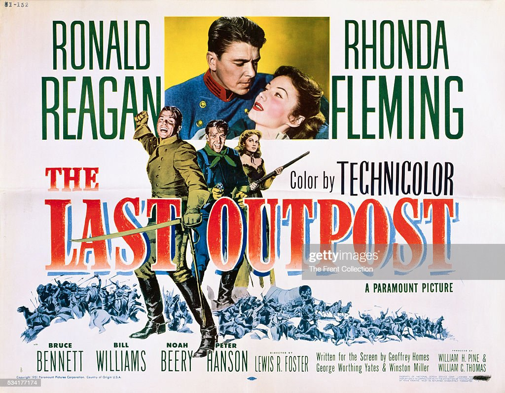 the last outpost 1951 film