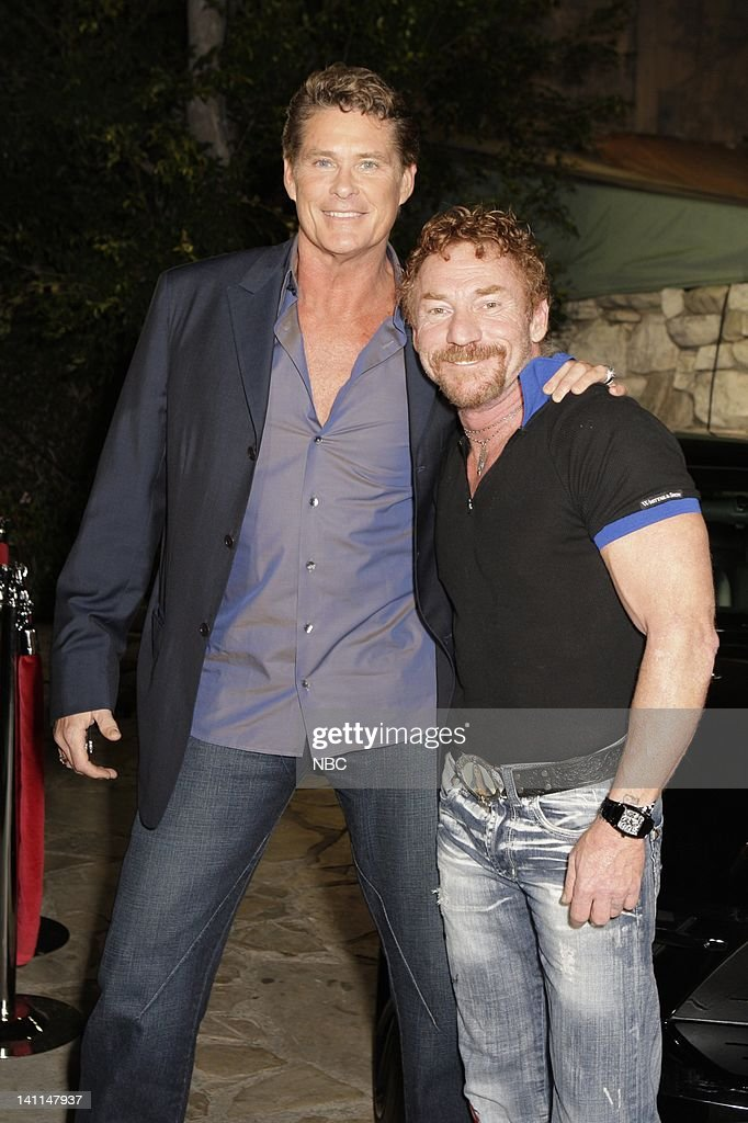 """Knight Rider"" Movie - Premiere Party : News Photo"