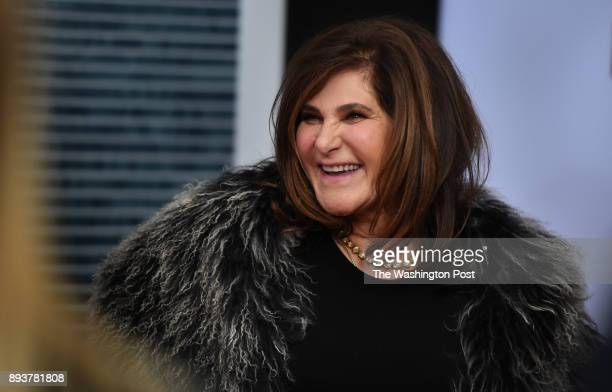 Movie producer Amy Pascal was in great spirits at the premiere of the movie 'The Post' tonight The world premiere of the movie 'The Post' took place...
