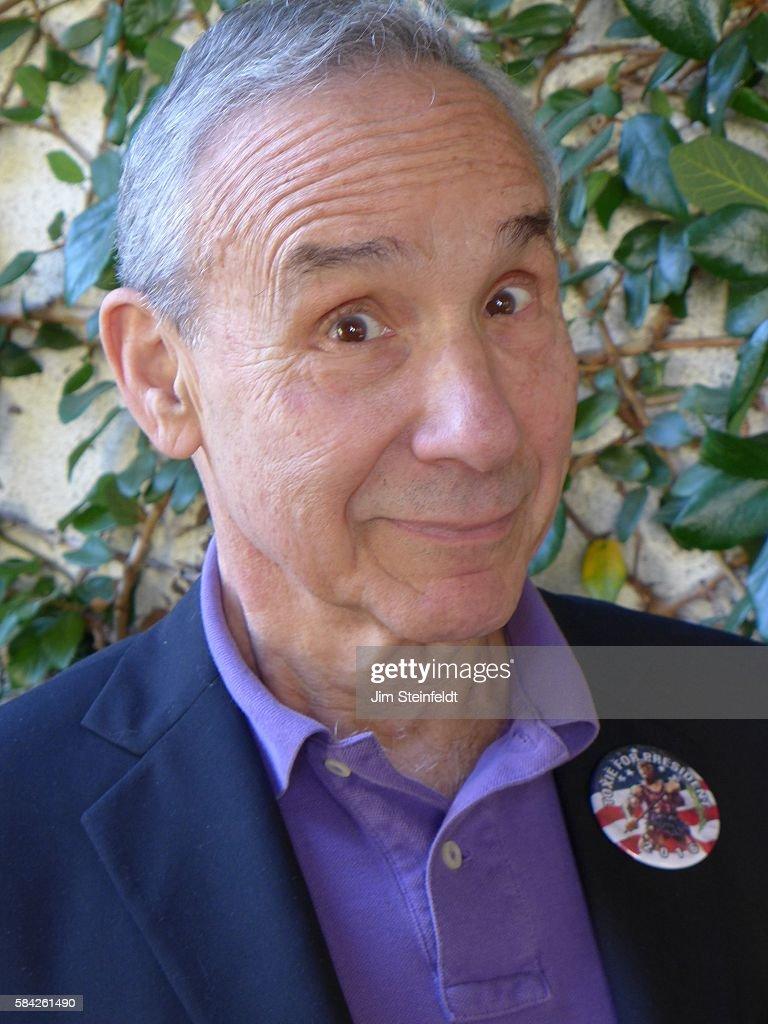 Lloyd Kaufman Poses For A Portrait : News Photo
