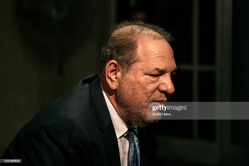 Jury Deliberations Continue In Harvey Weinstein Rape And Assault Trial : News Photo