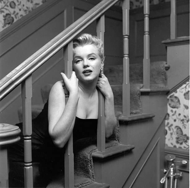 Press Party At Marilyn's