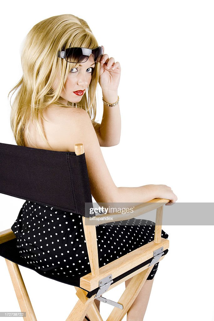 Movie Star : Stock Photo
