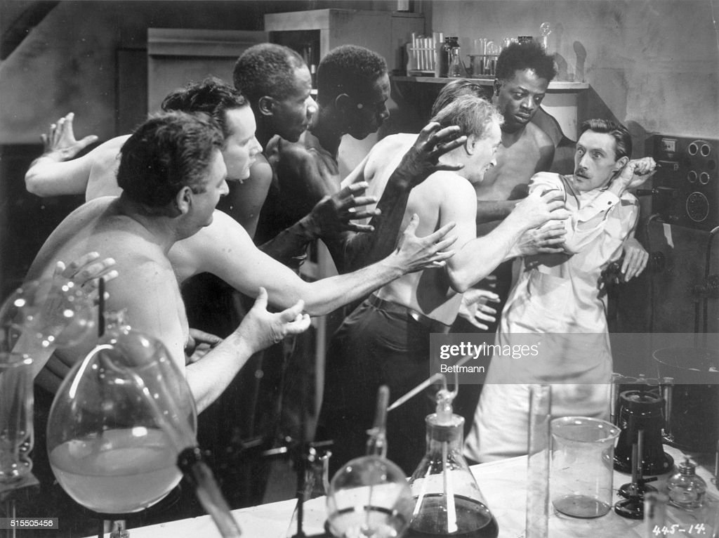 movie still from revenge of the zombies a 1943 production in
