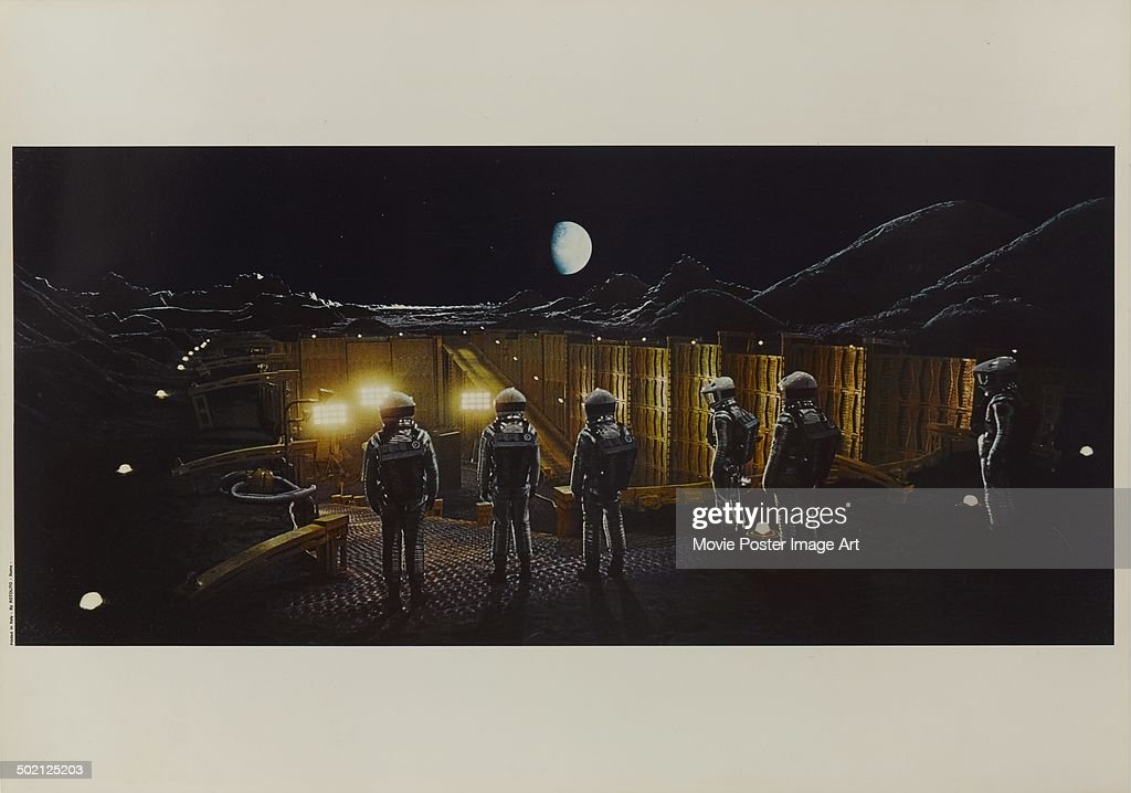 2001: A Space Odyssey : News Photo