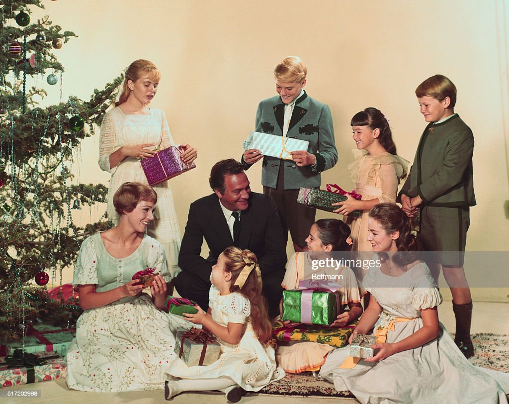 Movie still from the 1965 film The Sound of Music, starring