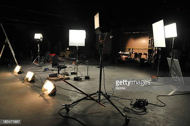 movie studio - film industry stock pictures, royalty-free photos & images