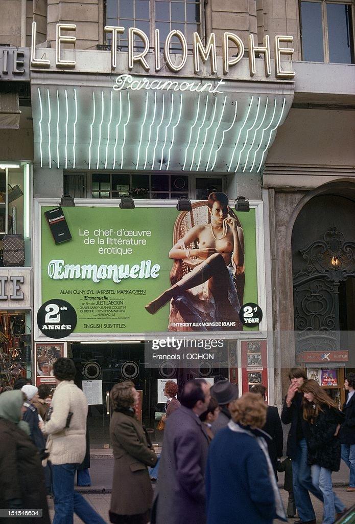 Champs elysee erotic