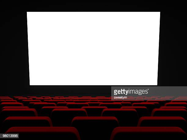 movie theater - projection screen stock pictures, royalty-free photos & images