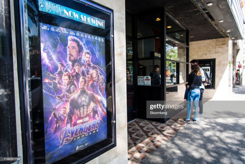 'Avengers: Endgame' $1.22 Billion Debut Shows Fanboys' Power : News Photo