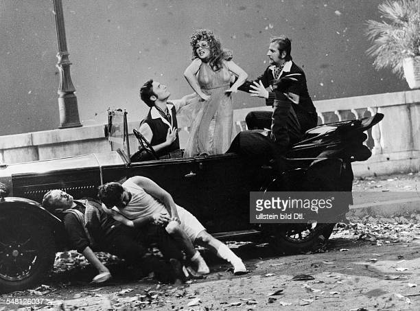 Movies by director Federico Fellini Scene from the movie 'Roma'' Scene from the 'Raccardo Anulare' Rome's ring road with many prostitutes Directed by...