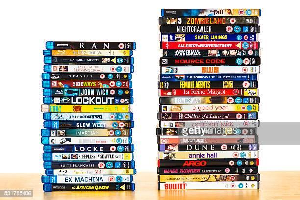 映画 ブルーレイ と DVD の人々
