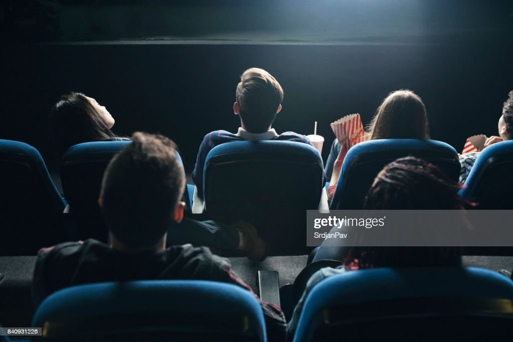Movies Night : Stock Photo