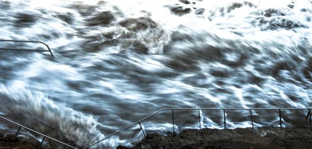 Movimiento en el mar