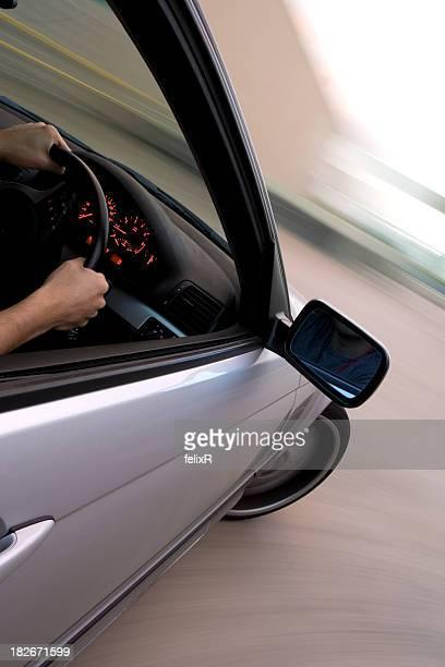 Moving Car