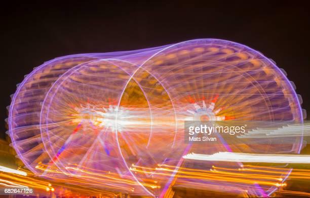 Moving Ferris Wheel