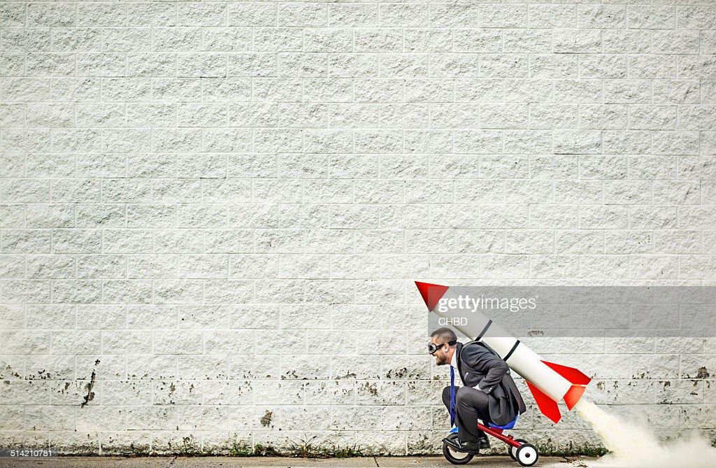 Moving forward : Stock Photo