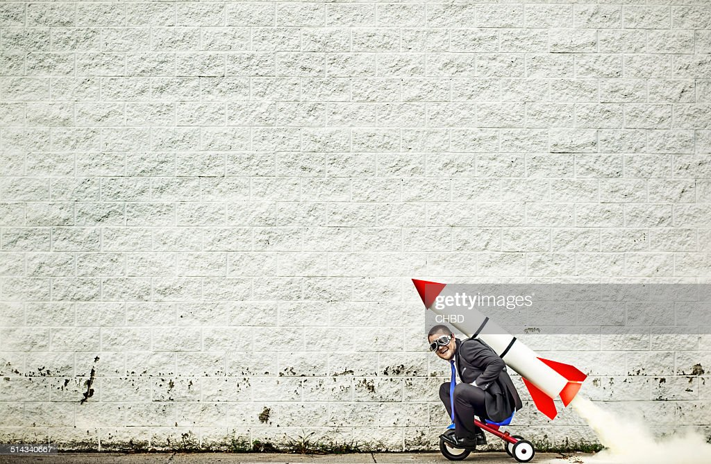 Moving forward : Stock Photo