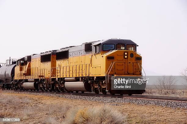 Moving Locomotive