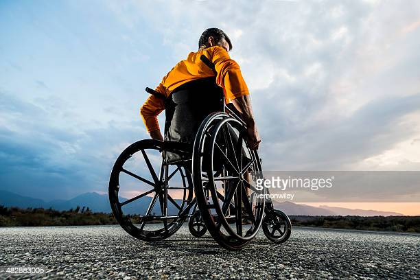 moving on - paraplegic stock photos and pictures