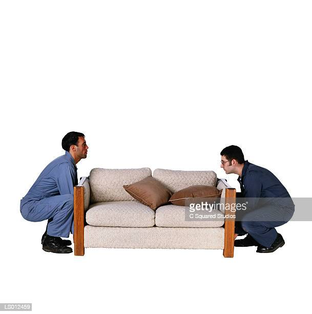 Moving The Couch