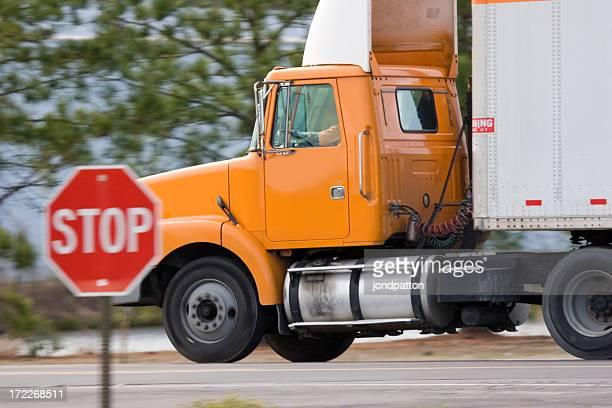 トラックを移動