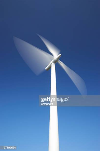 moving wind mill