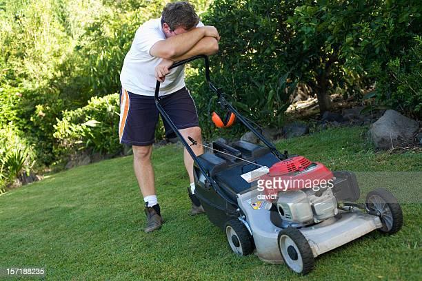 Mowing Sucks