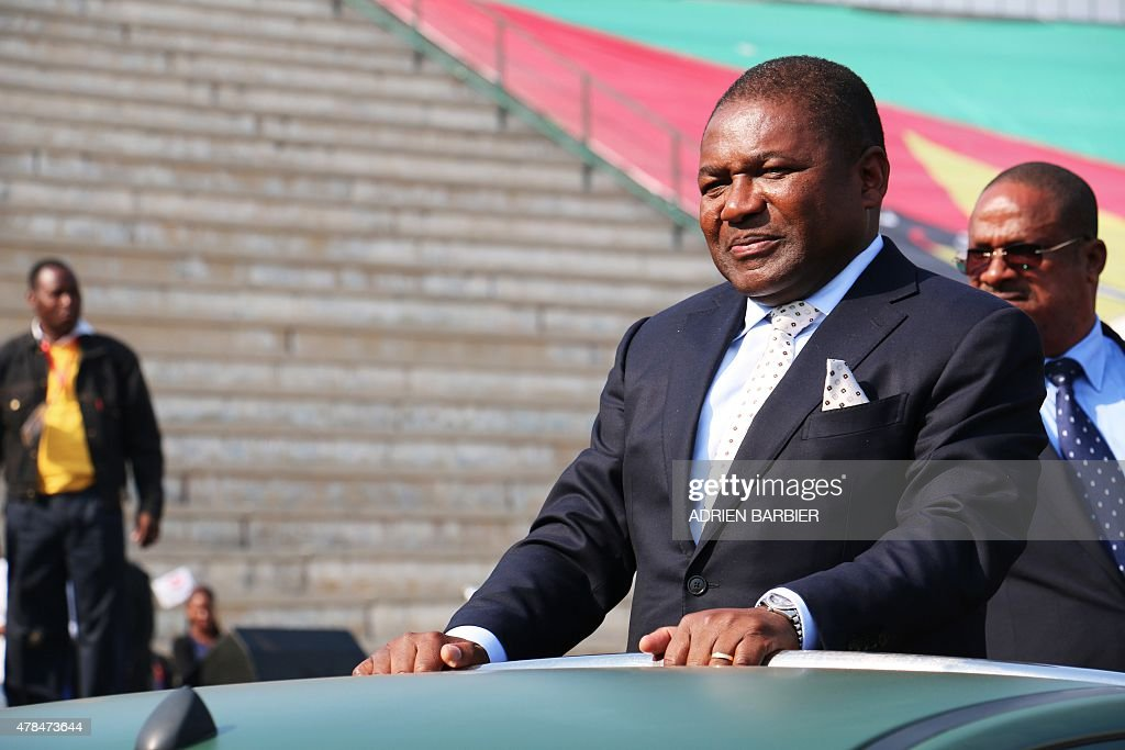 MOZAMBIQUE-INDEPENDENCE-ANNIVERSARY : News Photo